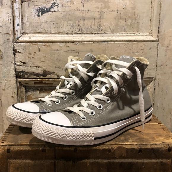 Converse Other - Converse Chuck Taylor High top sneaker EUC